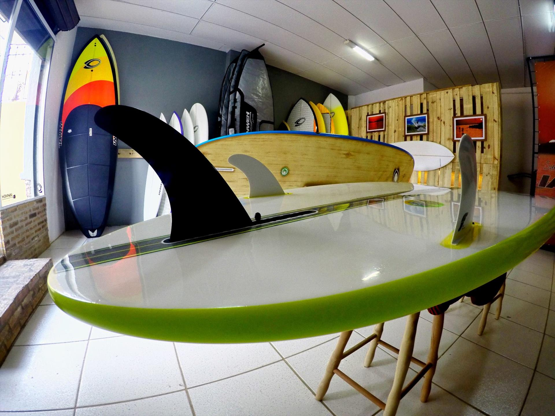 Iahweh - Surfboards Showroom